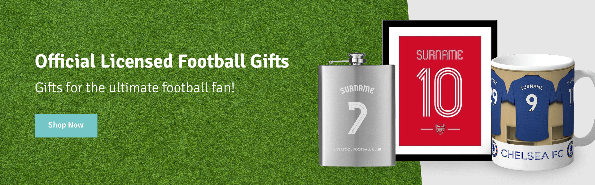 Licensed Football Gifts